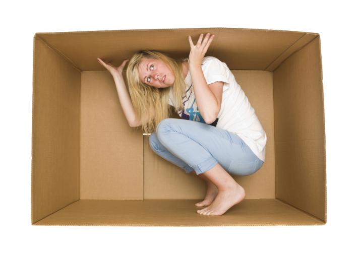 Помощь психолога при клаустрофобии